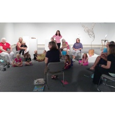 Art Start Preschool Storytime - suspended