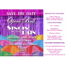 Opera Ball 2018 Singin' in the Rain