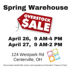 Spring Overstock Sale