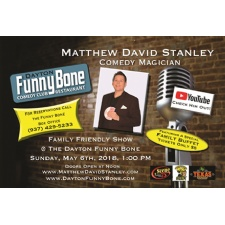Family Friendly Show with Matthew David Stanley
