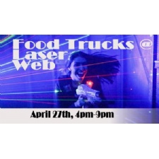 Laser Web Food Truck Rally