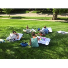Summer Youth Art Camp 2019