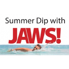 JAWS Movie Night at the Waterpark (Adults only)
