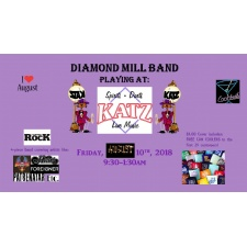 Diamond Mill Band at Katz Lounge