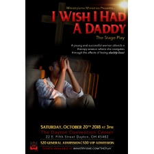 The Original Stage Play I Wish I Had A Daddy