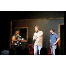 (A)rtificial (I)ntelligence Improv Show