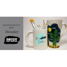 Inappropriate Mug Monday