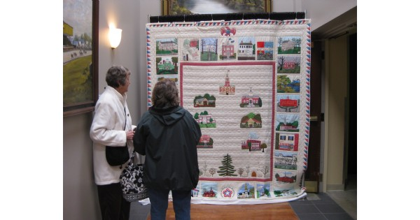 Lebanon Quilt & Fabric Arts Show