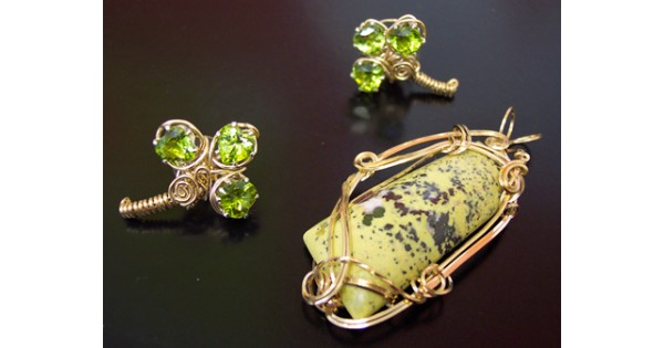 Wirewrapping for Jewelry