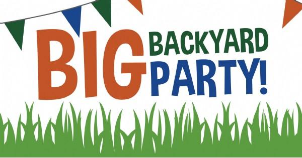 BIG Backyard Party