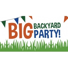 BIG Backyard Party