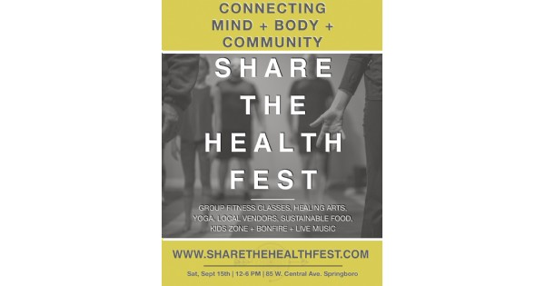 Share The Health Fest