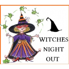 Lula Bell's Witches Night Out