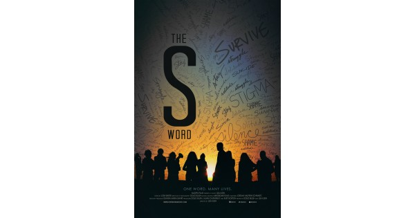 Free Screening of Suicide Prevention Documentary The S Word