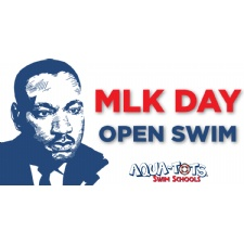 MLK Day Open Swim