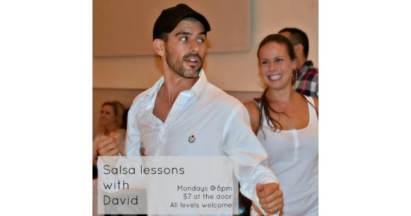 Salsa Lessons