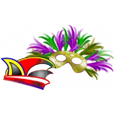 Fasching (German Mardi Gras) Masquerade Ball