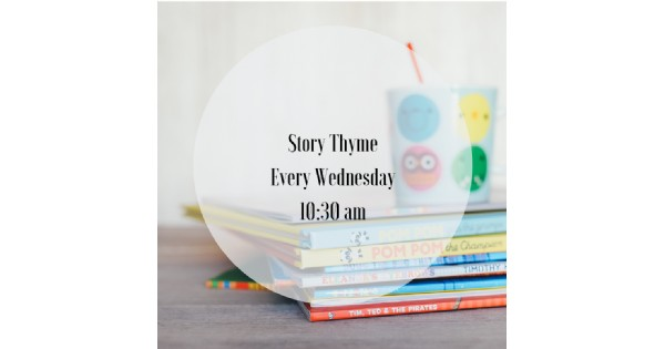 Wednesday Story Thyme
