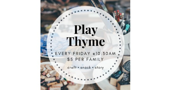 Play Thyme