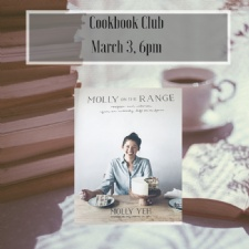 March Cookbook Club