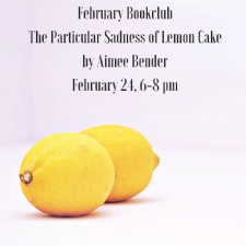 February Bookclub at the Bookshop
