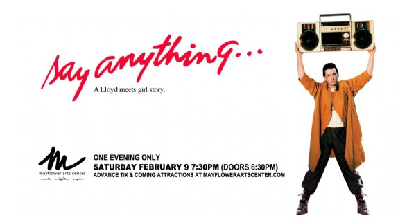 Say Anything (1989) - 30th Anniversary Screening