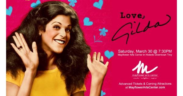 Love, Gilda (2018) - Mayflower Arts Center