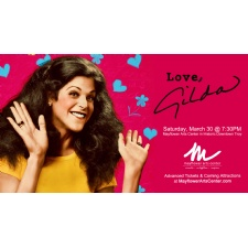 Love, Gilda (2018) - Mayflower Arts Center
