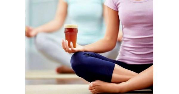 Beer & Yoga Fundraiser at Eudora