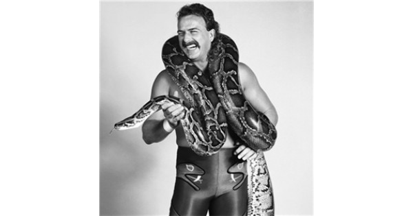 Special Engagement with Jake the Snake Roberts