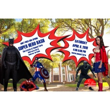 Super Hero Bash at The Estate