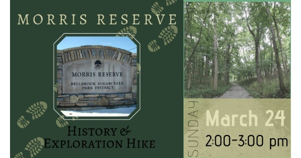 Morris Reserve History and Exploration Hike