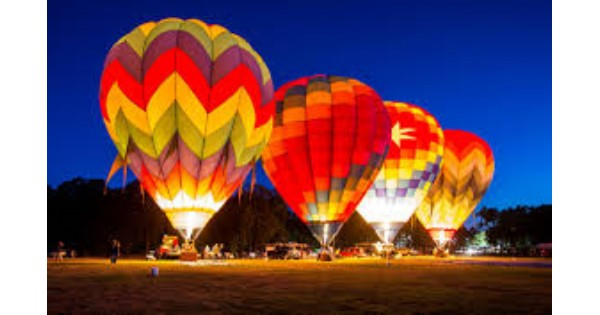 Balloon Fest - A Hot Air Affair
