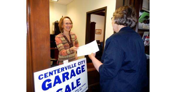 Centerville Citywide Garage Sale