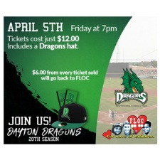 FLOC Night At The Dragons