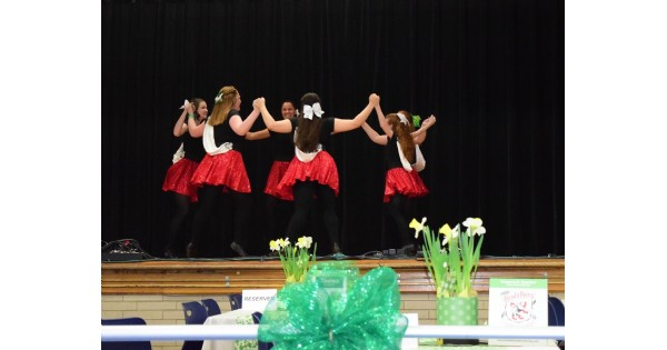 Dwyer School of Irish Dance St. Patricks Day 2019 Performances