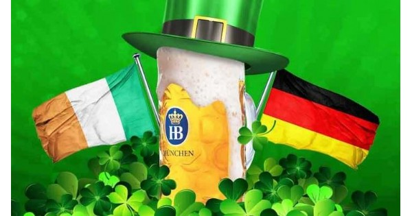 German St. Patrick's Day Party