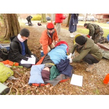 Disaster+Travel+Wilderness First Aid Course