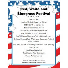 Red, White and Bluegrass Festival