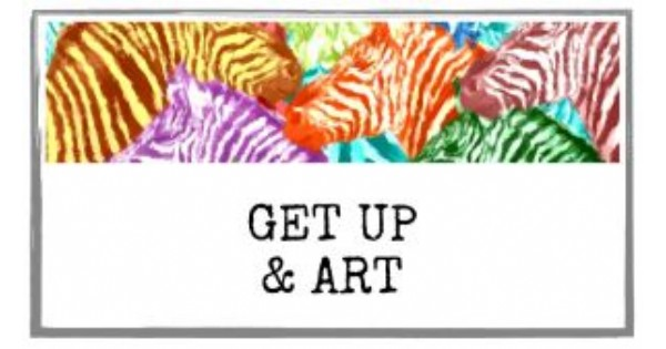 Get Up and Art! Camp