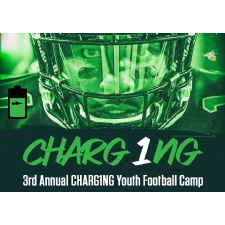 Braxton Miller's 3rd Annual Charg1ng Camp : Huber Heights