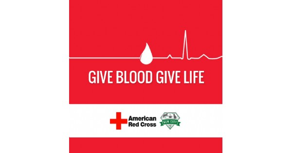 American Red Cross Blood Drive at the Catfe