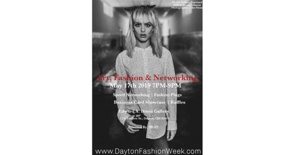 Art, Fashion & Networking