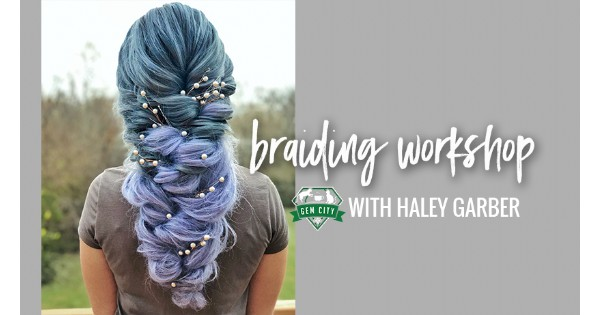 Braiding Workshop at the Catfe