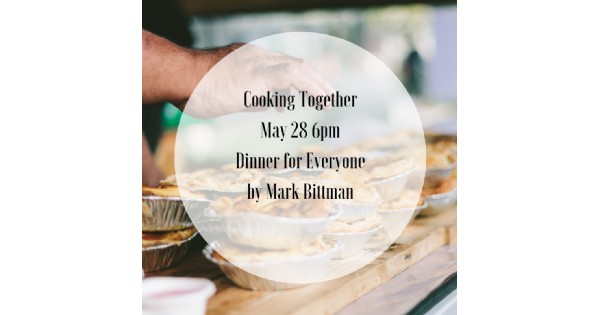 Cooking Together - May