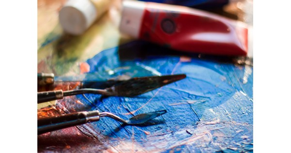 Acrylic Painting Course. Adults