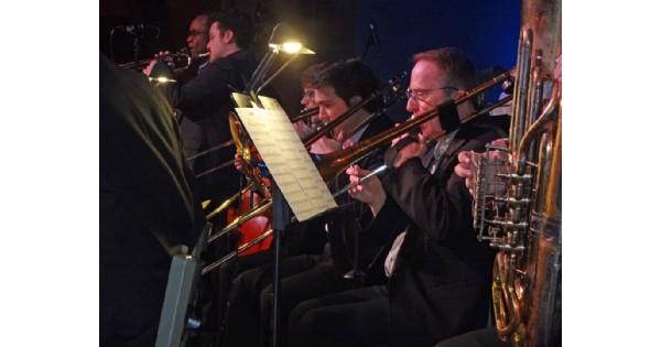 Genius + Jazz = Soul with the CCJO