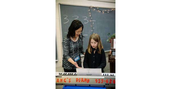 Group Piano Lessons: Continuing Students - suspended