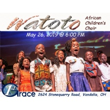 The World Famous African Children's Choir At First Grace