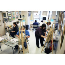Free Style Art Lesson for Adults
